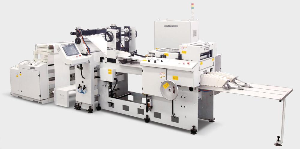 FSB1600 - SUNHOPE - Roll-feeding Machines - Paper Bag Solution ...